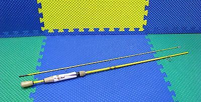 """Eagle Claw Classic Featherlight 5' 6"""" Spinning Rod Ultra Light 2 Piece FL204-5'6 for sale  Shipping to Canada"""