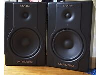 M Audio BX8a - Monitor Speakers - Active