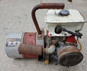 Modra Generator 1KVA Honda G35 Engine PARTS OR REPAIR Greenbank Logan Area Preview