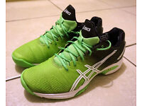 Asics Gel Solution Speed 2 Tennis Trainers Excellent Condition UK10.5