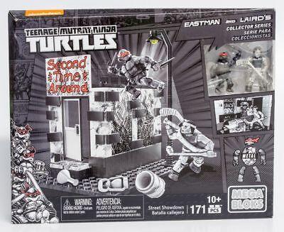 Mega Bloks DPD79 - Teenage Mutant Ninja Turtles - Eastman an d Laird´s - Street