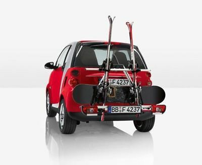 Genuine Smart Car ForTwo Snowboard Attachment Rack Ski Rear (08-15) 4518400091