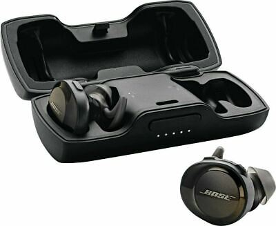 Original Bose 774373-0010 SoundSport FREE Wireless In-Ear Headphones - Black