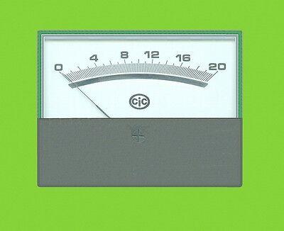 Assorted Custom Premium Grade Analog Panel Meters You Pick One Get One Free