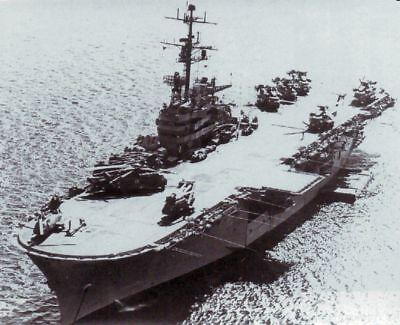 USS NEW ORLEANS 8X10 PHOTO LPH-11 NAVY US USA MILITARY AMPHIBIOUS ASSAULT SHIP