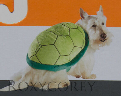 Halloween Green Turtle Rider Pet Dog Costume Size Small/Medium NWT](Turtle Pet Costume)