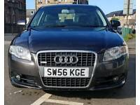 56 2007 , Audi A4 S-Line , 2.0 TDI Diesel , High Spec, YEAR MOT
