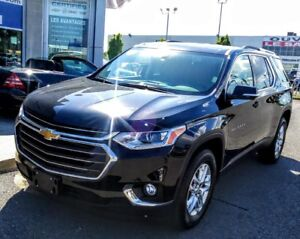2018 CHEVROLET TRAVERSE AWD LT 7 PASSAGERS,MAGS,GR.REMORQUAGE