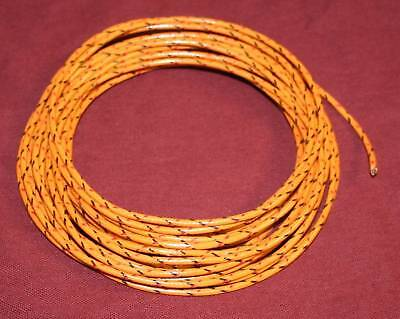 25ft 16ga Primary Pattern Cloth Wire Hit Miss Engine Maytag Gas Motor Buzz
