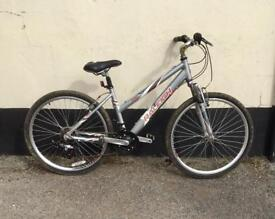 Ladies Raleigh mountain bike 18'' frame £45