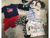 Boys bundle 0 - 3 months