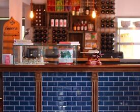 Restaurant Supervisor / Waiting staff - Independent All Day Kitchen in Petersfield