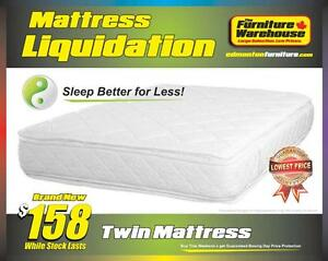 BRAND NEW MATTRESSES FOR LESS!