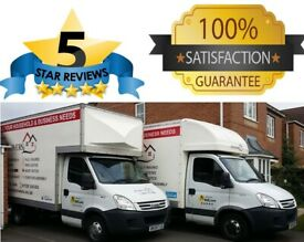 Short Notice Professional House Removals in Leicester by MJ MOVERS, Man with a BIg Van service