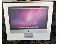 """Apple iMac 21.5"""" 3.6GHz Core i3. 4GB DDR3 Ram. 500GB. Cash or Swap..."""