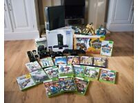 XBOX 360 bundle. Original box. Excellent condition.