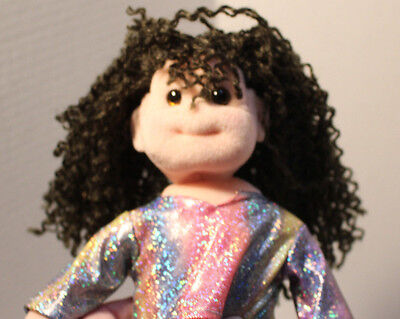 Ty Beanie Bopper Stuffed Girl