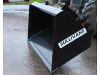 Teleporter, loader bucket (Sullivans Engineering)