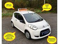 £20 wk CHEAP motoring/£20 TAX!! citroen C1 SPLASH 1.0 petrol manual 2010 (60) NEW mot