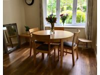 Dining Room Table - Extendable