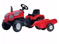KIDS FALK FARM MASTER 720i WITH OPENING BONNET Brand New - Rrp £ 54.95
