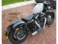Harley Davidson 48 (Forty Eight) 1200xl Custom Bobber