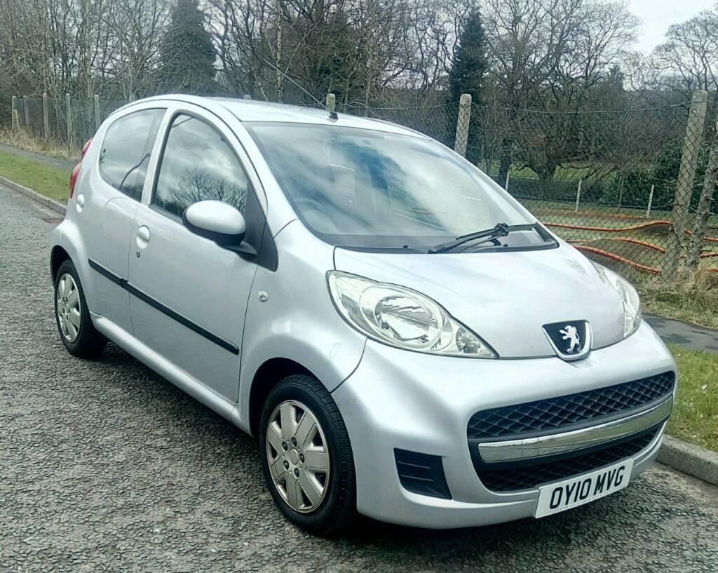Peugeot 107 Urban 1.0 litre cheap £20 Road tax cheap on insurance ...