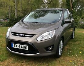 Ford C-Max, Titanium, 1600, Manual, Diesel