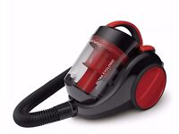 Daewoo RCC11CR compact Bagless Vacuum Cleaner with 1.5L dust capacity & 700w