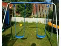 Double swings