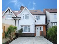 A stunning newly refurbished five bedroom three bathroom semi detached house in Golders Green NW11