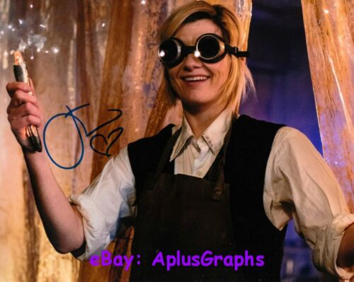 JODIE WHITAKER.. Doctor Who: Series 11 - SIGNED