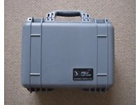 Grey Peli 1450 Protector Case with Foam
