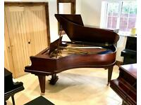 Fully Restored Bluthner Style VI 6.1ft - Includes 5yr Warranty/Delivery/Matching stool/2xTunings