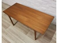 Mcintosh Coffee Table (DELIVERY AVAILABLE FOR THIS ITEM OF FURNITURE)