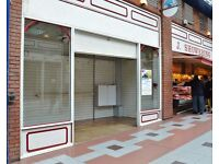 SHOP KIOSK 5 TO LET - PRESCOT SHOPPING CENTRE