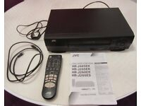 JVC HR-J265EK Video Cassette Recorder - Excellent Condition