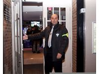 DOOR SUPERVISORS / SIA / SECURITY / DORKING / SURREY