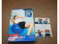 B Active inflatable ball