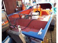 18 ft fishing boat mariner 45 hp