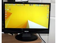 Edge10 21.5 Inch 1080p LED Backlight LCD Monitor