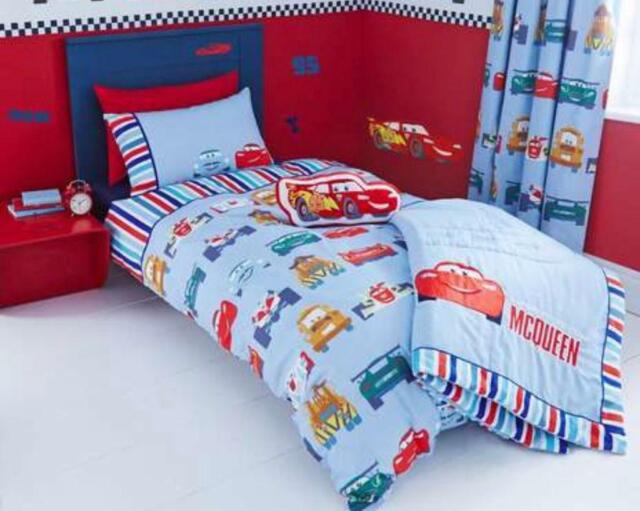 Disney Cars Curtains Bedding And