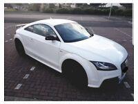 Audi tt black edition