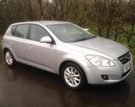 KIA 1.6 CEED 57 PLATE .DEISEL . MOT MAY 2018 . 75000 miles. ONLY £2500
