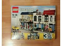 Lego creator bike shop