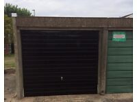 one garage space to rent Braintree Essex Nr Chelmsford