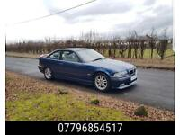 Spares Or Repairs - 98 Reg Bmw E36 323i Sport - 325 328 m3 drift -