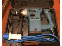 Erbauer 6kg SDS PLUS Rotary Hammer Drill in it's Hard Case Bargain!