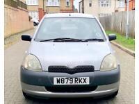 Toyota Yaris 1 Liter with 10 Months MOT £390