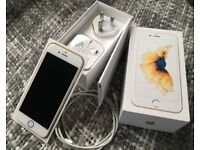 Apple iPhone 6S 16GB Gold / unlocked / immaculate / PERFECT / MODEL A1688